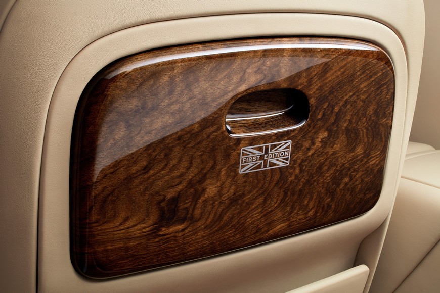 Luxury Cars - Bentley Mulsanne First Edition 9
