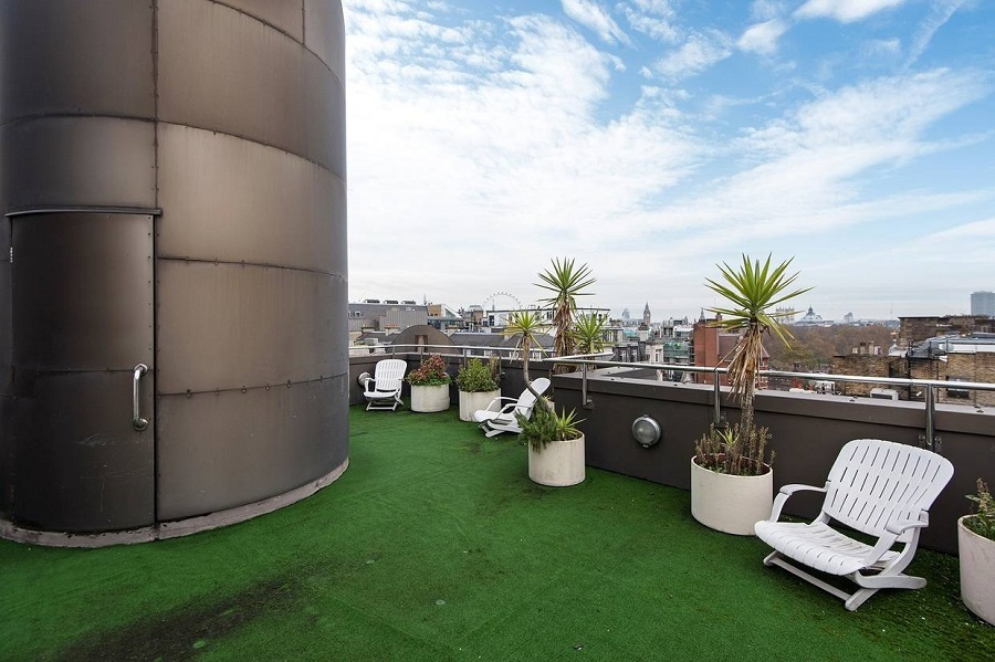 Luxury apartments - St. James Street Penthouse in London 10