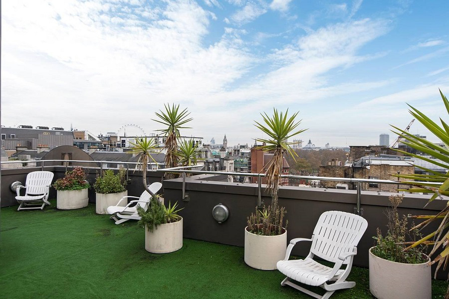 Luxury apartments - St. James Street Penthouse in London 11