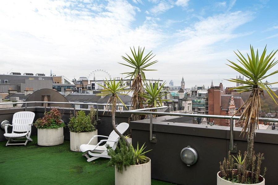 Luxury apartments - St. James Street Penthouse in London 12