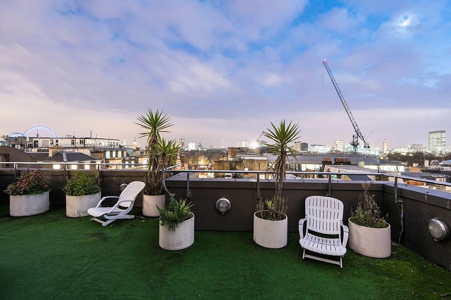 Luxury apartments - St. James Street Penthouse in London 13