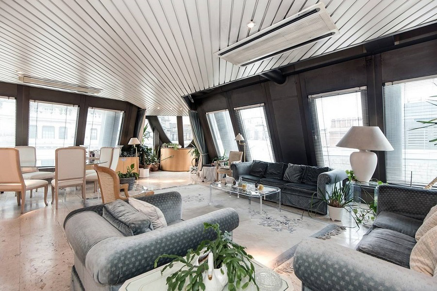 Luxury apartments - St. James Street Penthouse in London 2