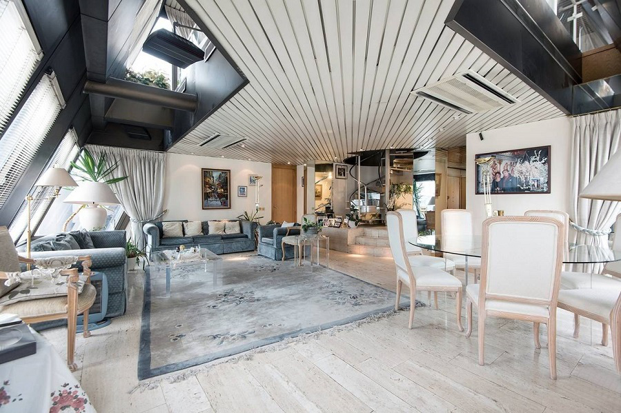 Luxury apartments - St. James Street Penthouse in London 3