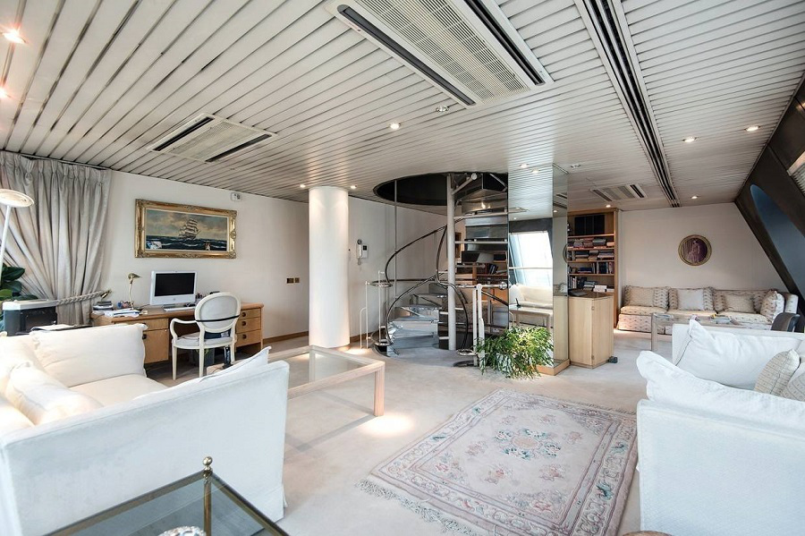 Luxury apartments - St. James Street Penthouse in London 5