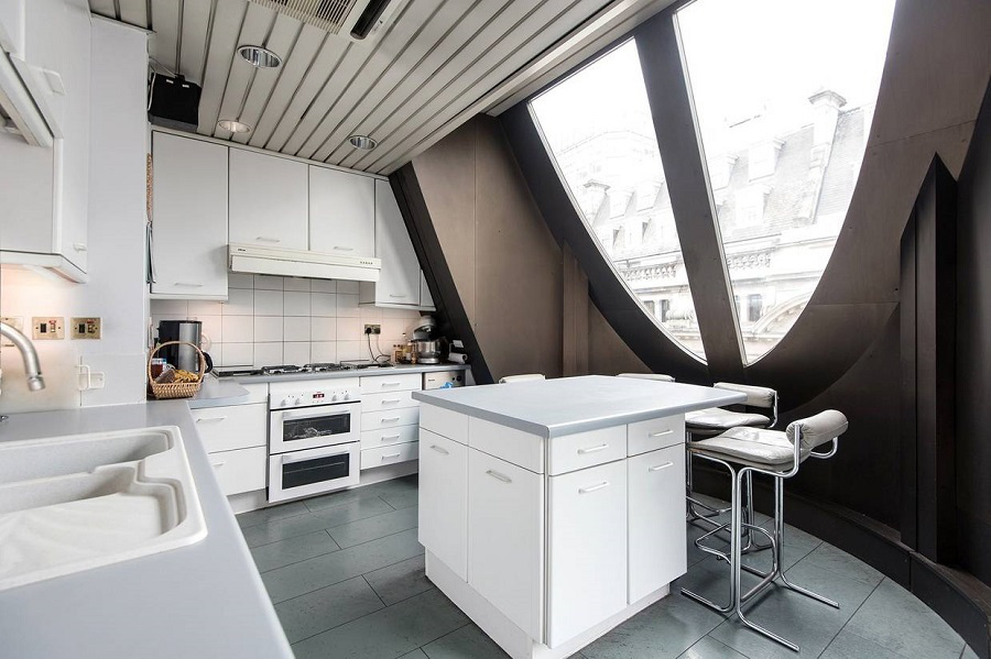Luxury apartments - St. James Street Penthouse in London 6