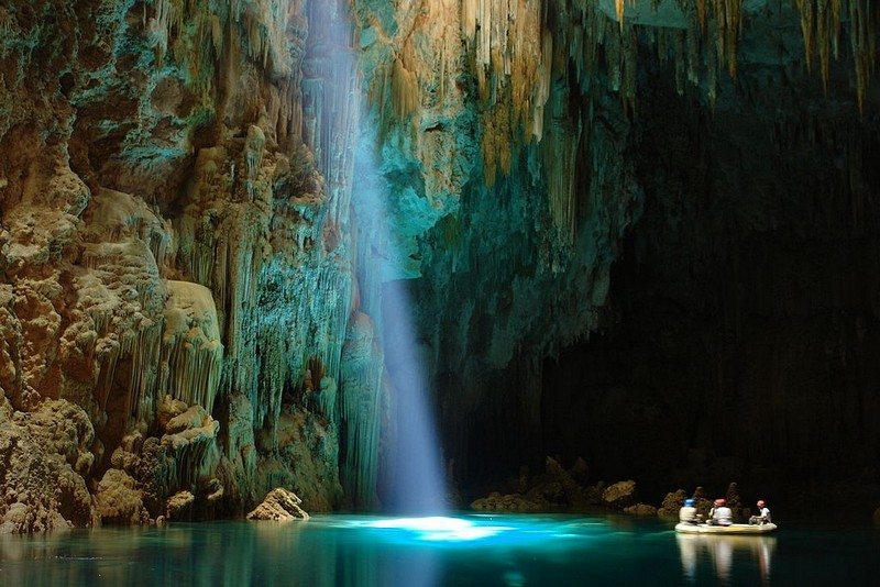 This Place Lives Up To Its Name And Is That City A Natural Paradise Full Of Waterfalls Caves Beaches Crystal Clear Waters Landscapes