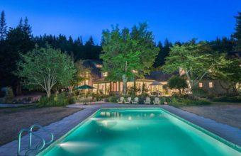Maracoté - world-class waterfront estate in British Columbia, Canada for sale at the price of $10.8 million